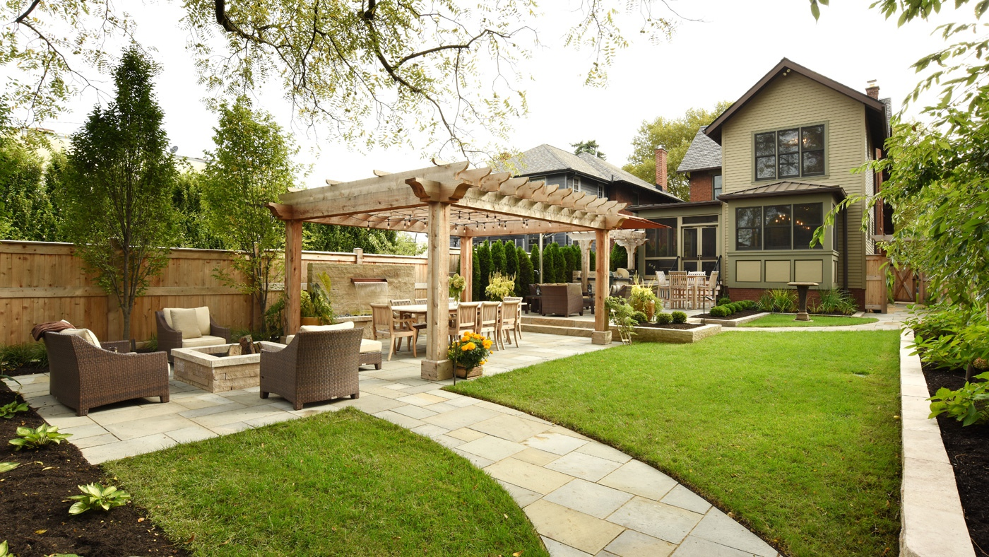 backyard design agencies columbus ohio
