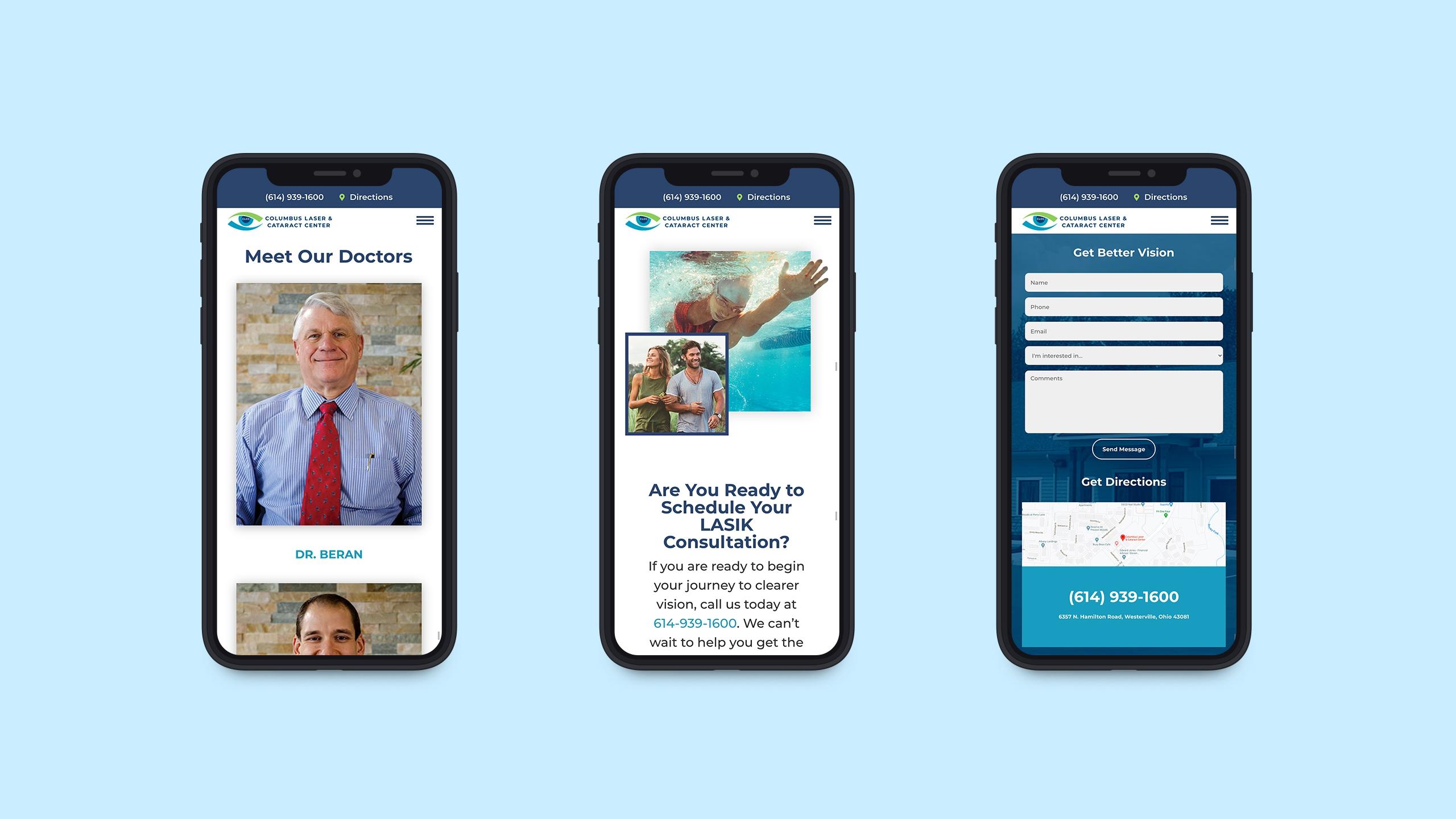 portfolio for a digital marketing columbus ohio company