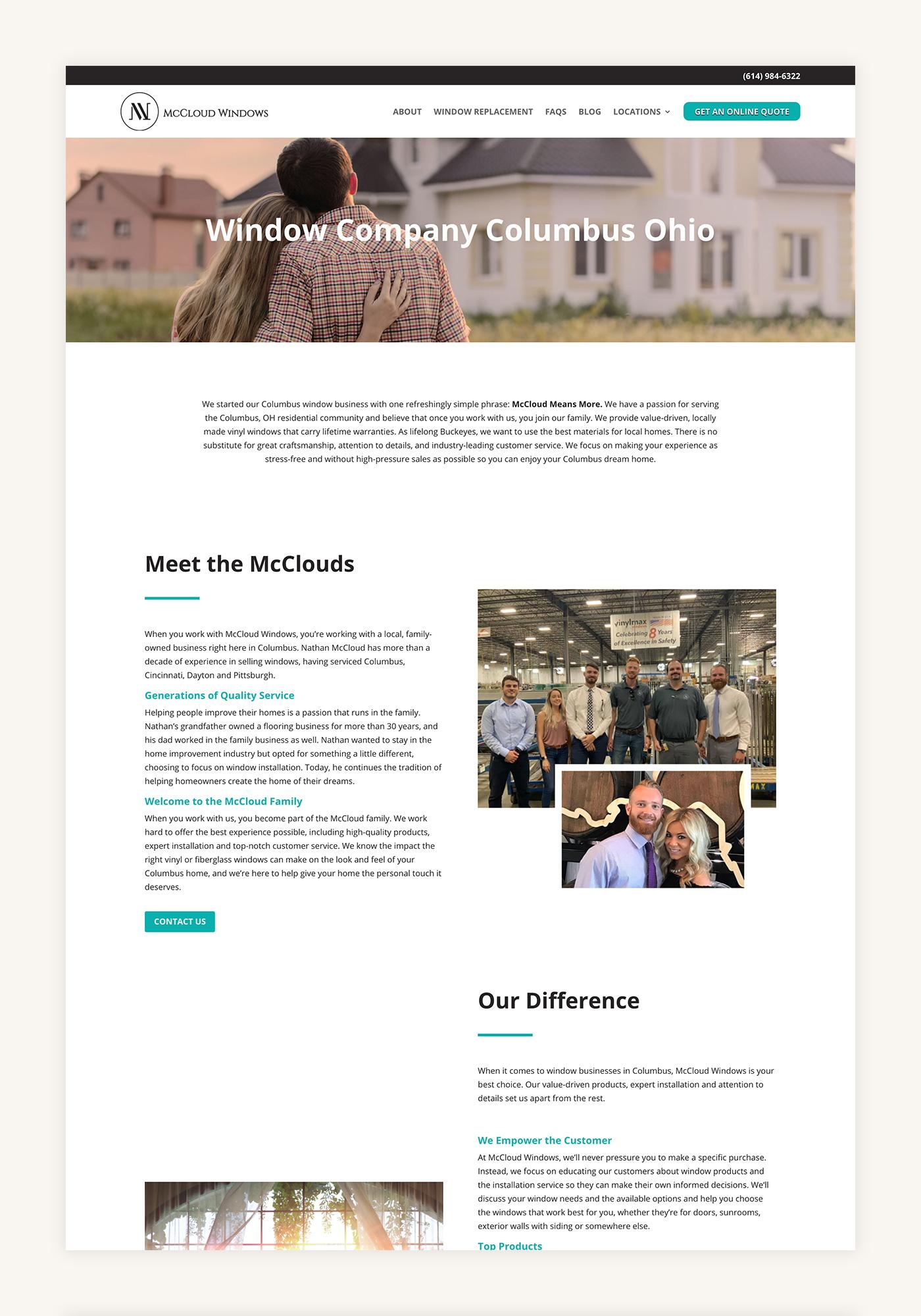 digital marketing company portfolio